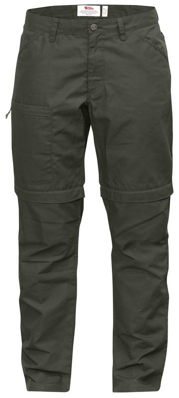 High Coast Trousers Zip-Off Women