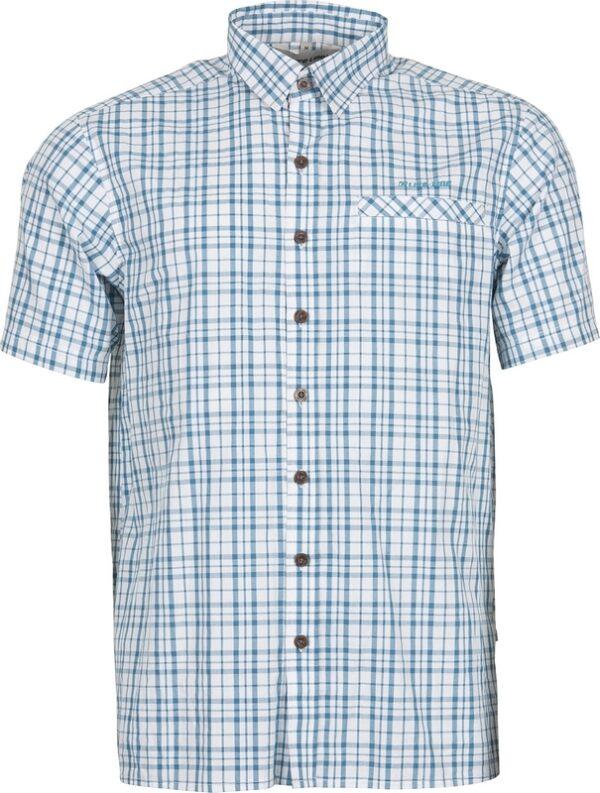 Mani Men's SSL Check Shirt HHL
