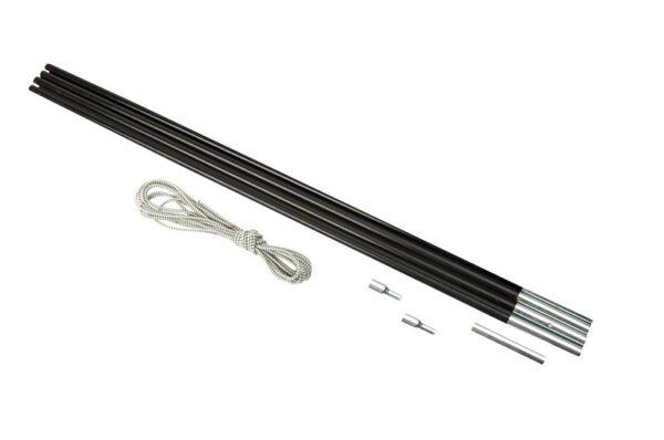 BC Boogstok fiberglas 8mm / 2 meter