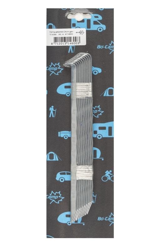 BC Haring gekarteld galv. 24 cm 10 stuks