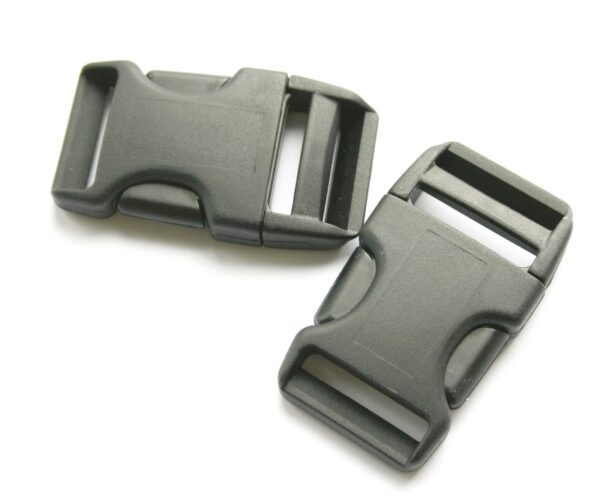Buckle 25 mm QA Side Squeeze (2)