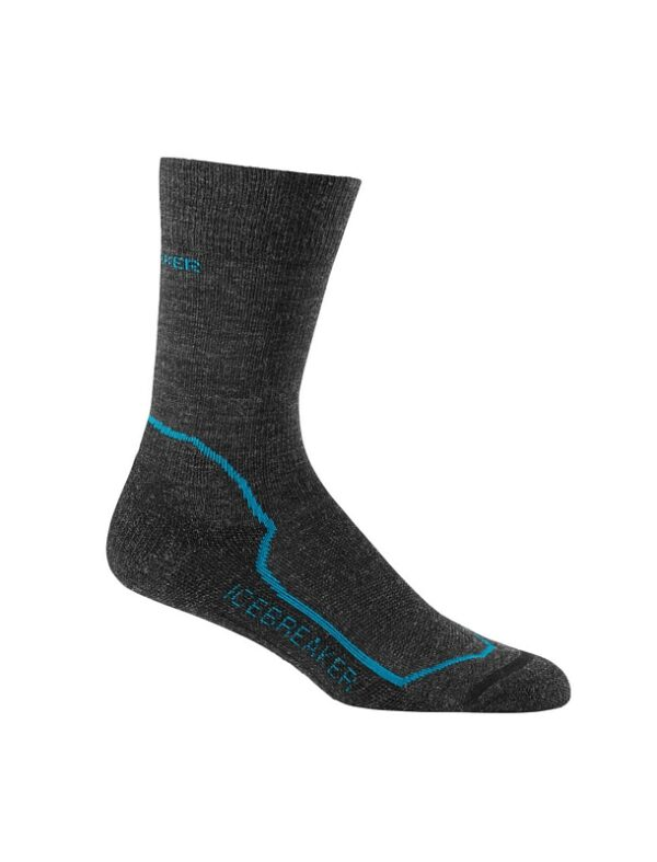 Womens Socks Hike+ Light Crew