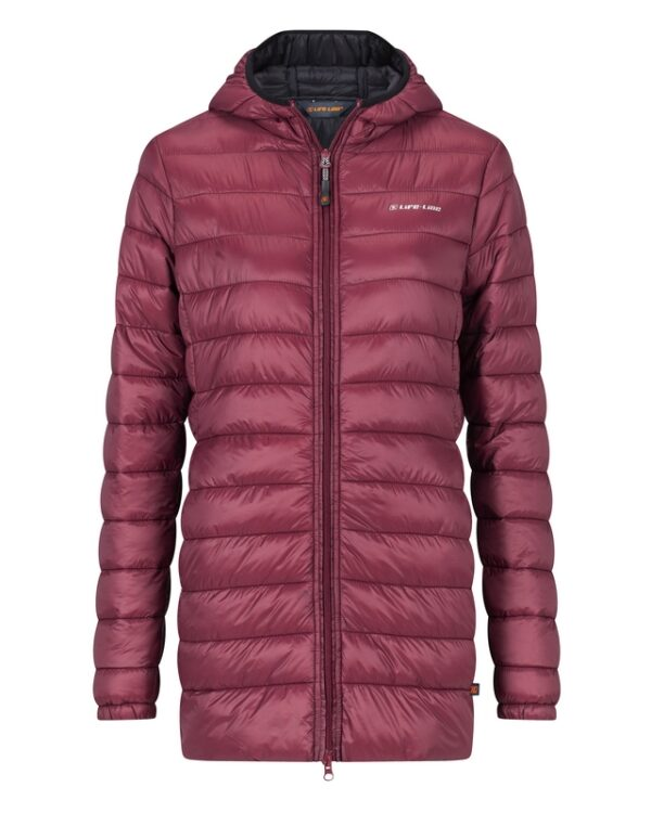 Sveneti Ladies Fake Down Jacket