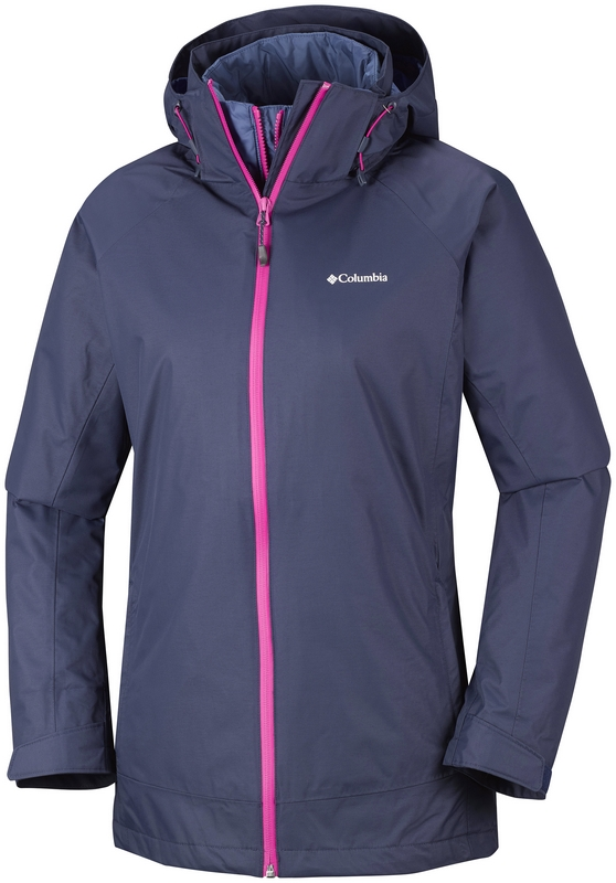 On The Trail Interchange Jacket