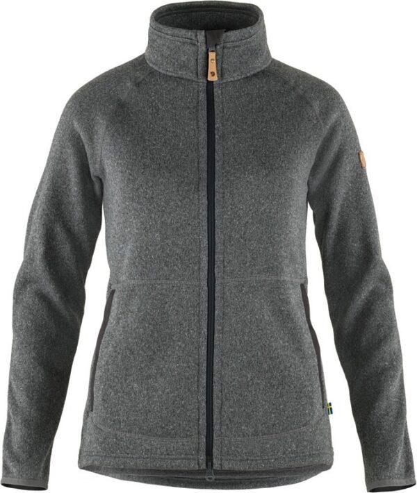 Ovik Fleece Zip Sweater Women