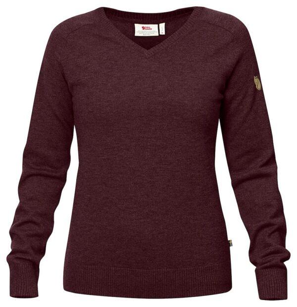 Sormland V-Neck Sweater Women