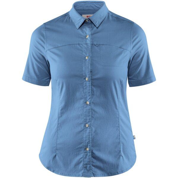 High Coast Stretch Shirt SS Women