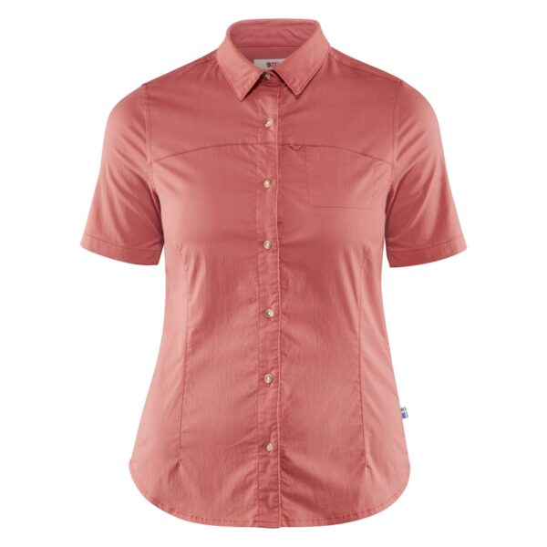 High Coast Stretch Shirt SS Women
