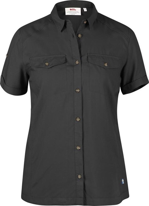 Abisko Vent Shirt SS Women