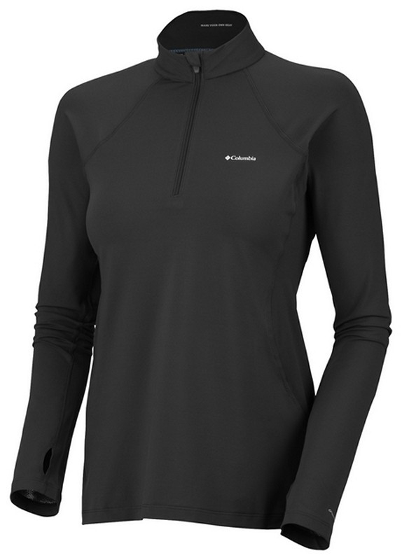 Women's Baselayer LS 1/2 Zip