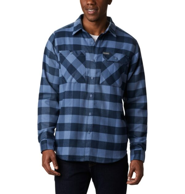 Outdoor Elements Stretch Flannel