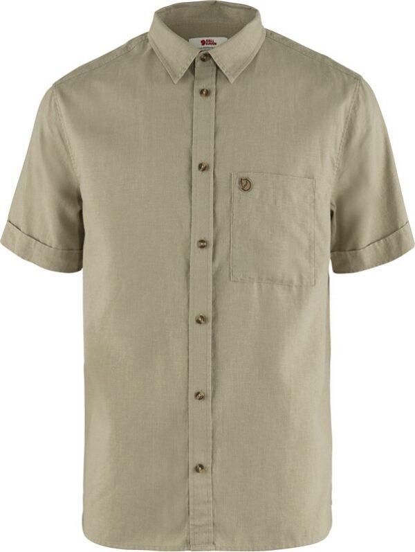 Ovik Travel Shirt SS Men