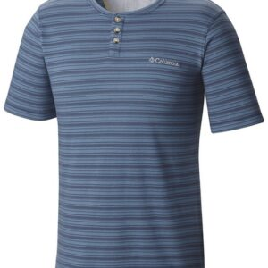 Lookout Point Short Sleeve Henley