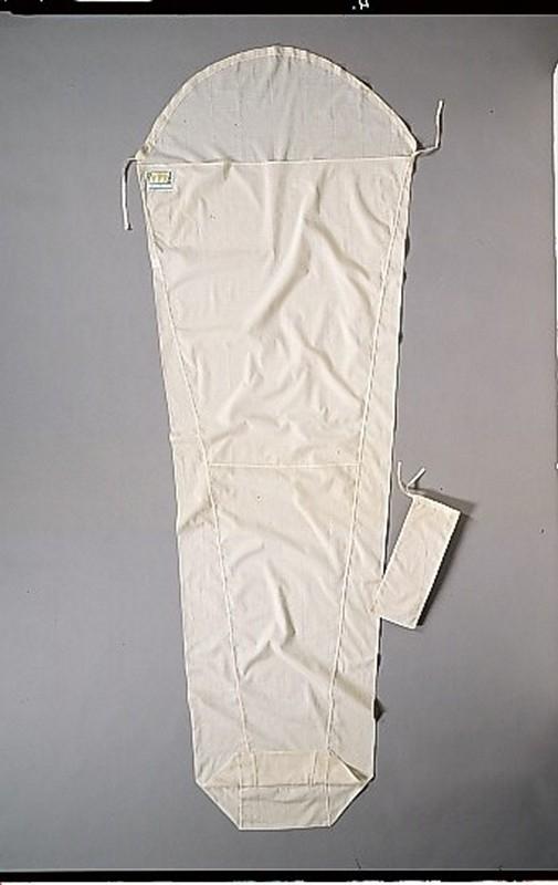Lakenzak mummymodel Egyptisch katoen