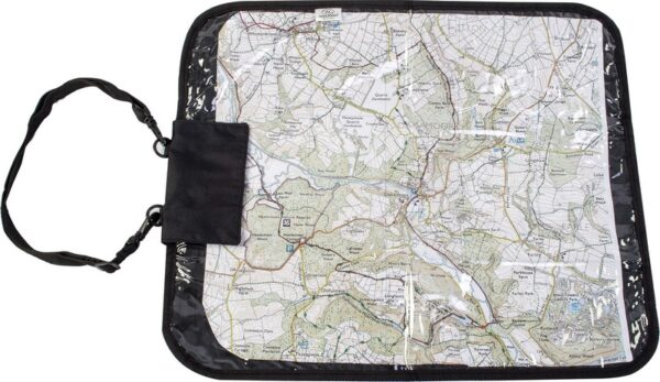 Deluxe Map Case (kaarthoes)