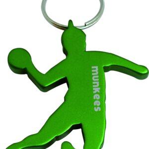 Flesopener/sleutelhanger handballer