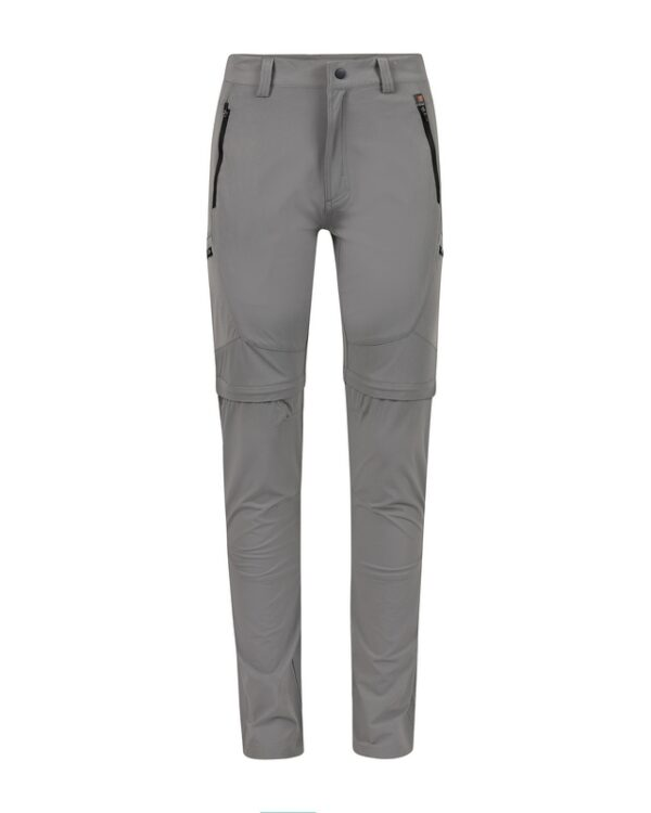 Livano Men's Softshell Zip Off Pants