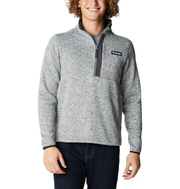 Sweater Weather Half Zip